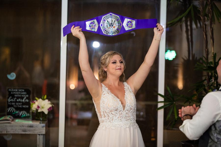 WWF wedding pictures
