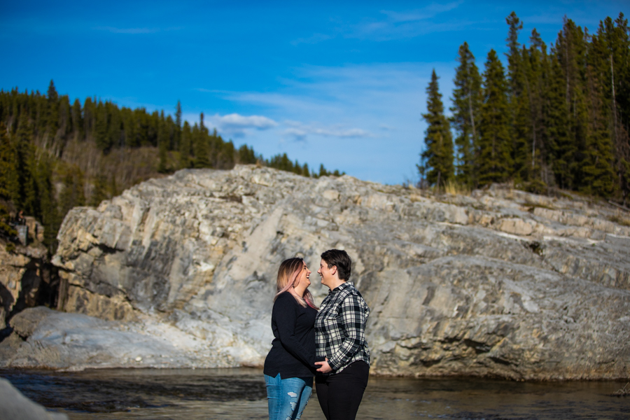 Bragg creek engagement locations