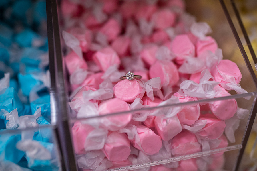 banff candy store wedding pictures