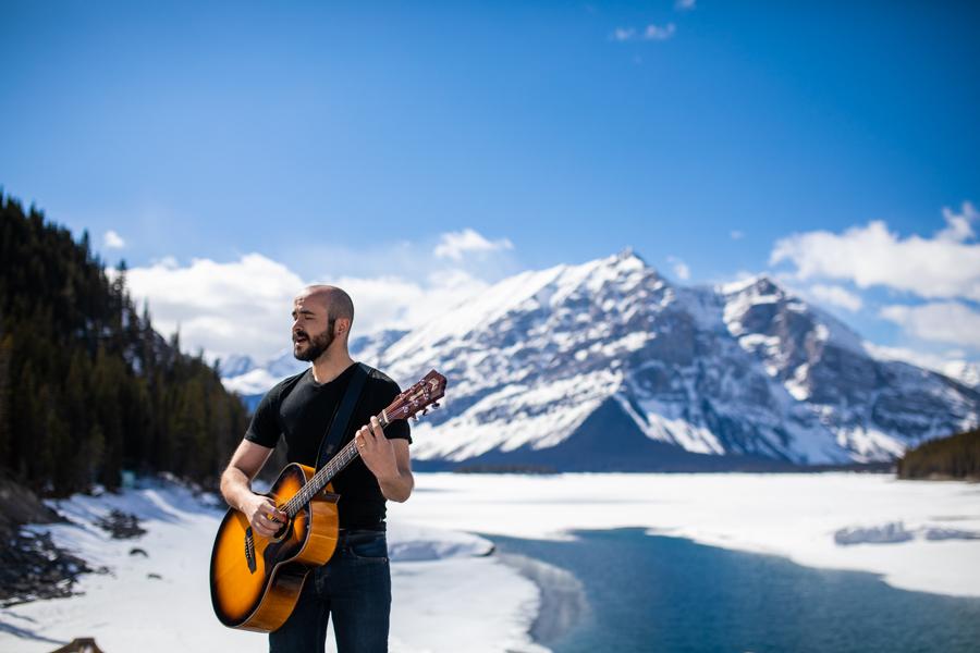 calgary music photographer cole hofstra