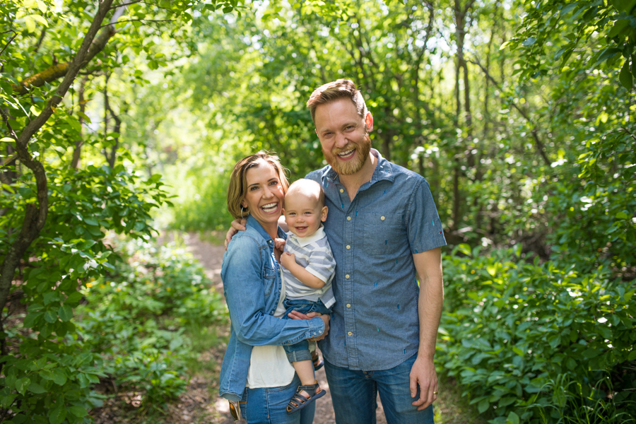Calgary Park Family photos
