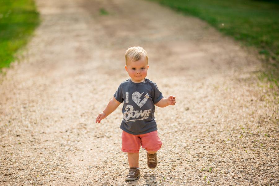 kid running in calgary blog