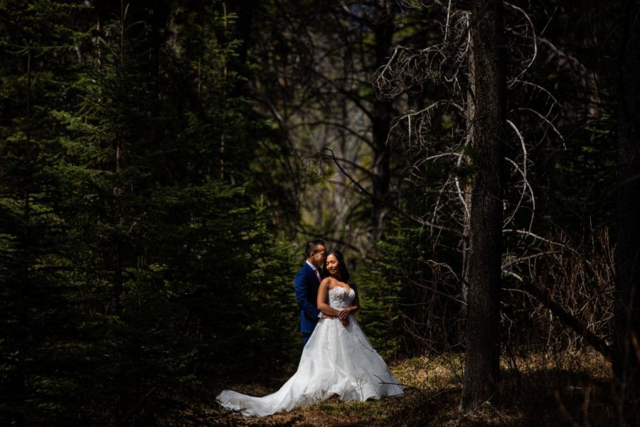 elope in canmore