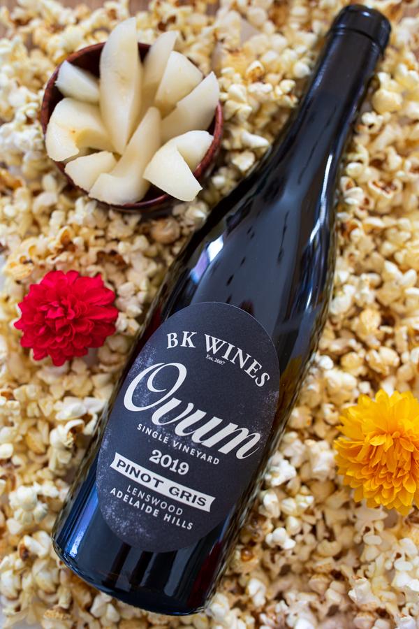 popcorn flavoured wine