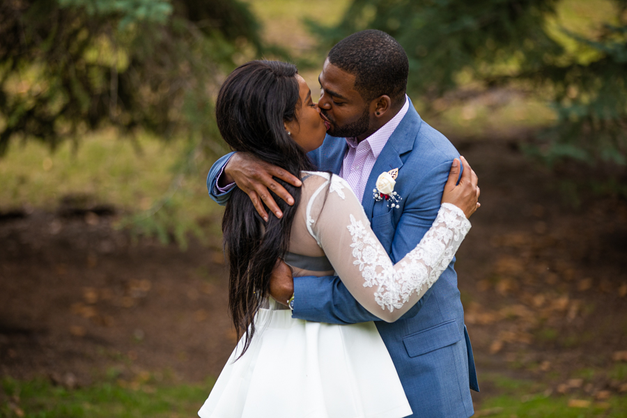 Lindsay Park elopement