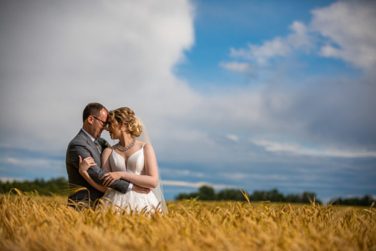 Pine and Pond - Ponoka wedding venue - Rustic county wedding venue