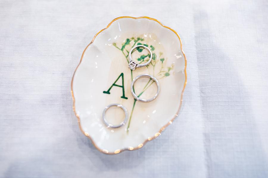 rings in a bowl