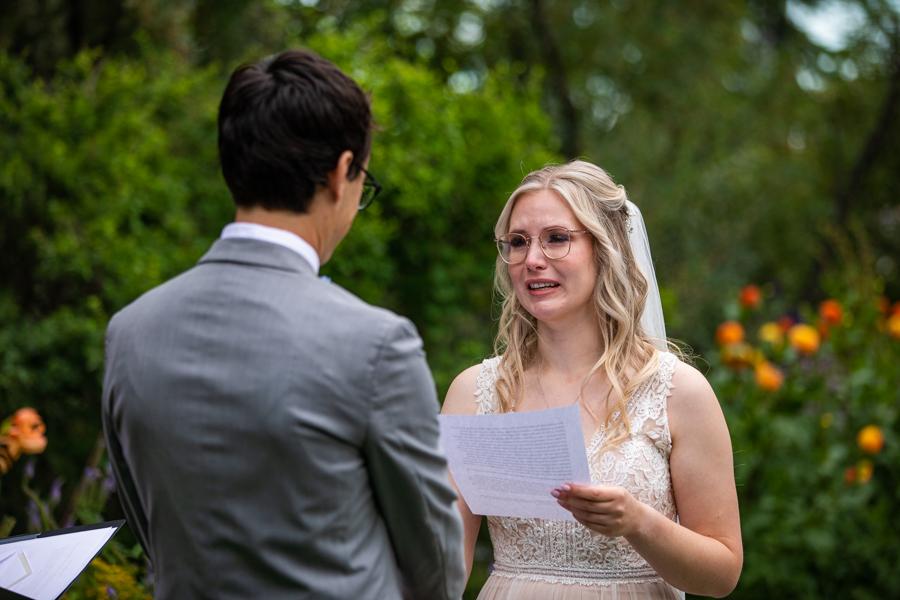 getting married at reader rock garden