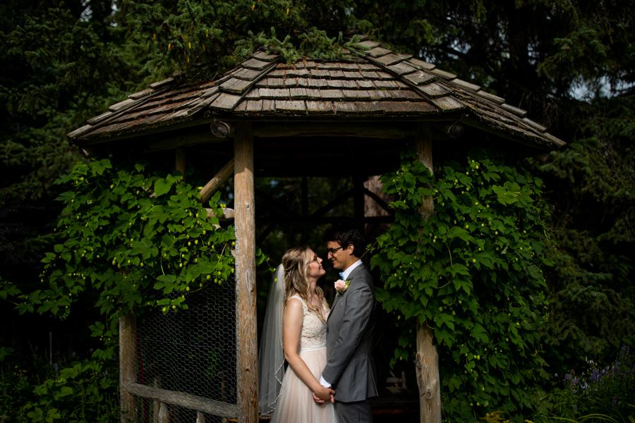reader rock garden wedding and elopement space