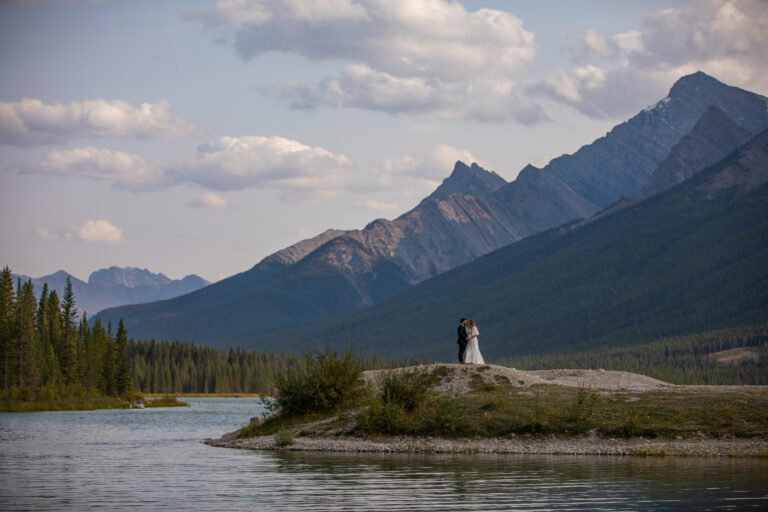 canmore rach wedding