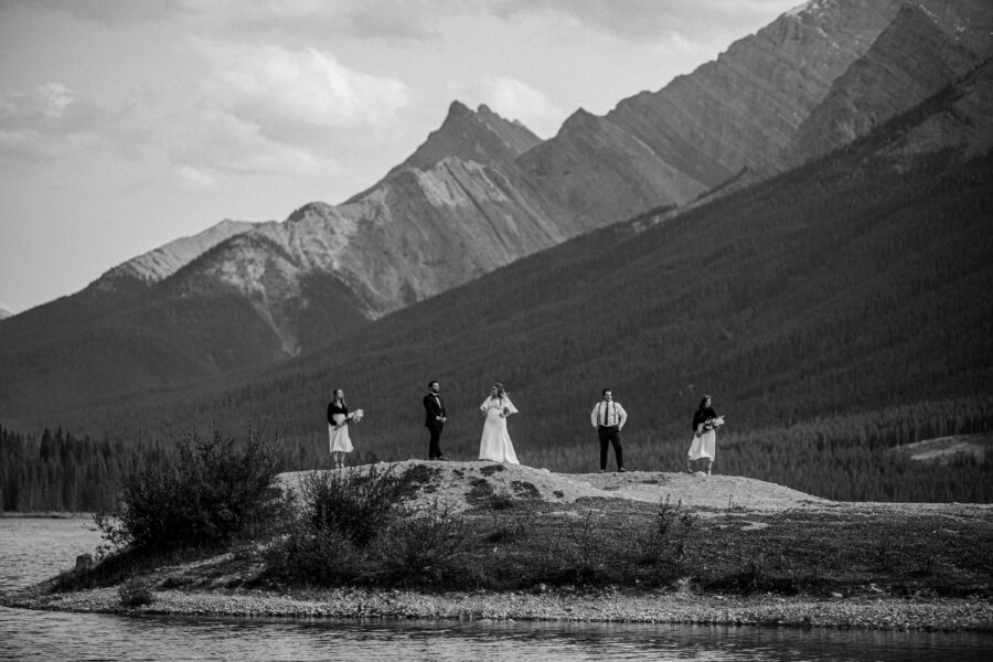 canmore ranch wedding