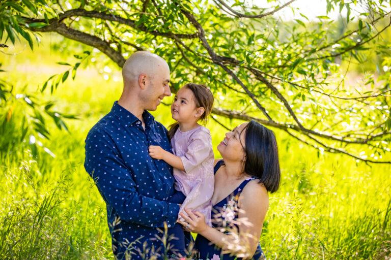 Family Photographer Fish Creek Calgary