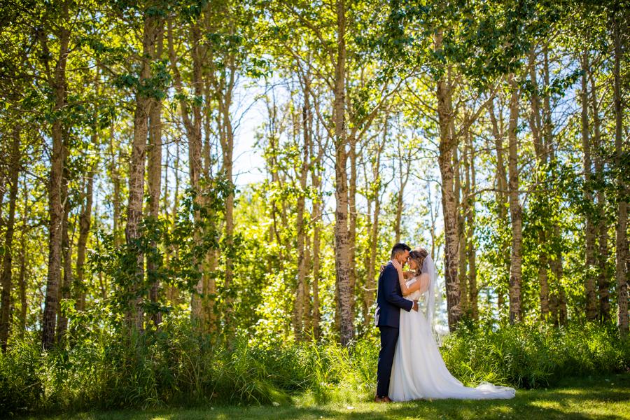 Bearspaw wedding