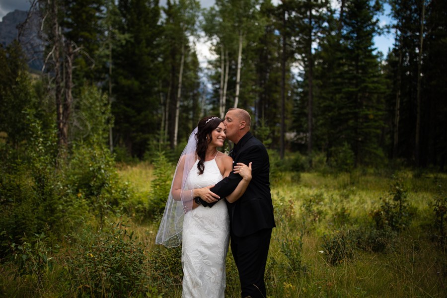 wedding photos from silvertip gazebo