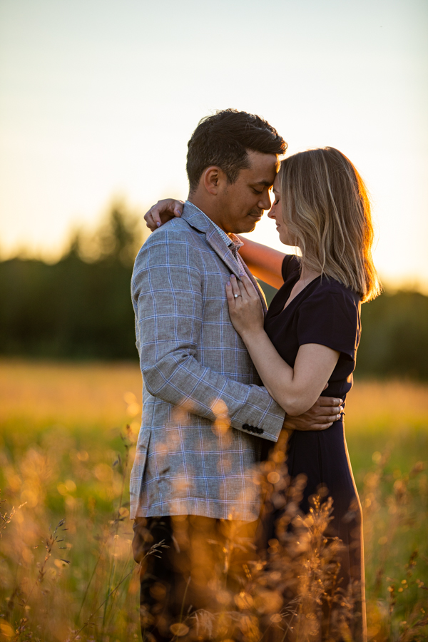Terwillegar Park engagement photos
