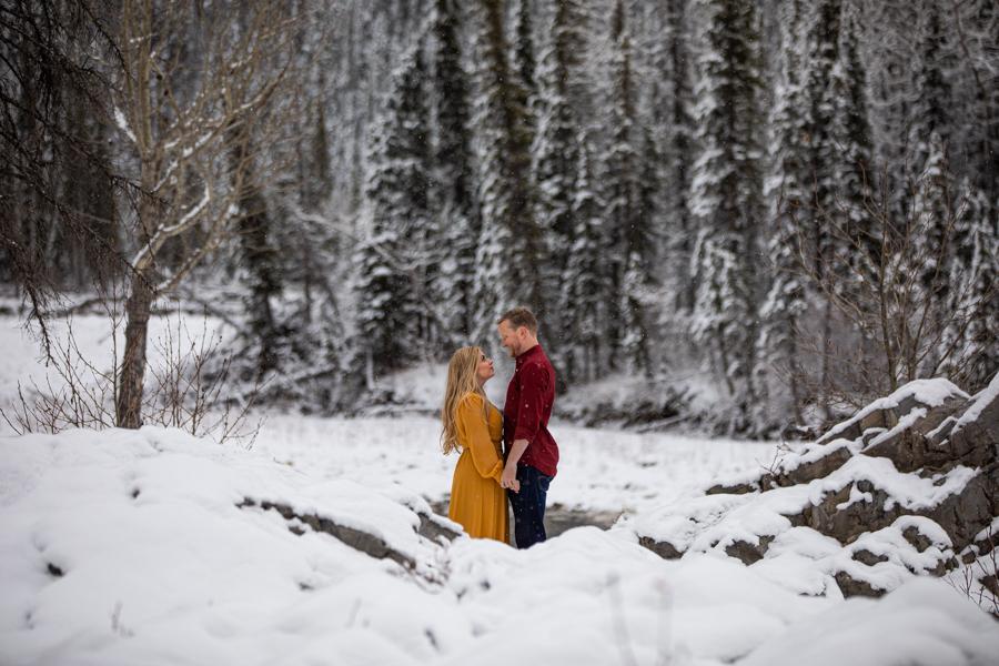 winter engagments