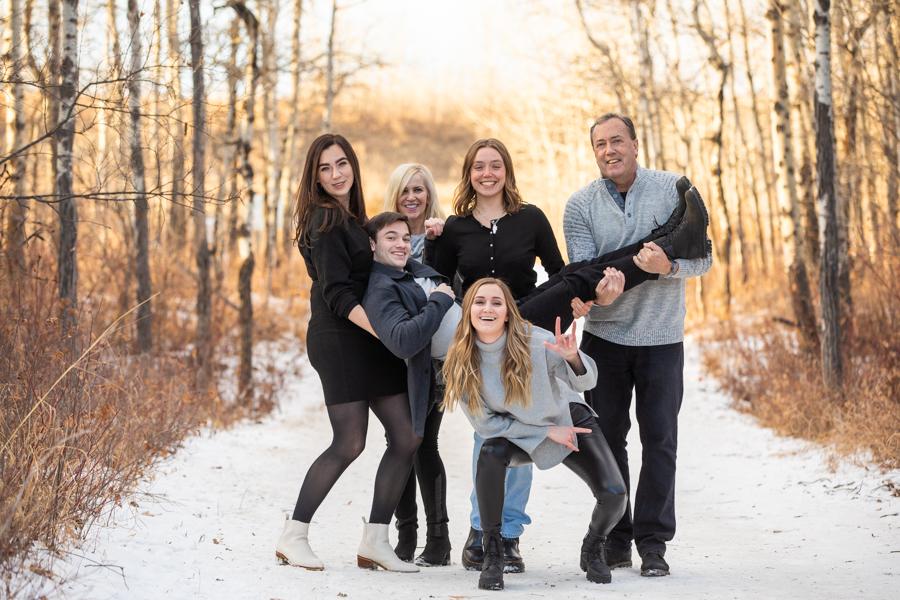 Fun Family Photography
