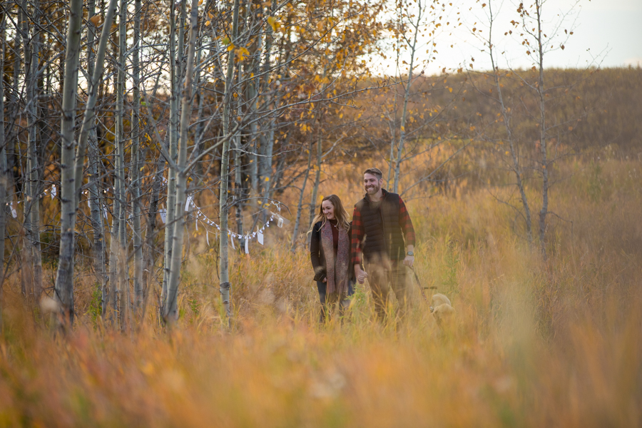 guy sets up the perfect proposal in fish creek