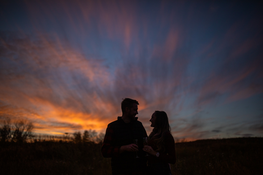 sunset proposal, Perfect Proposal Ideas Calgary