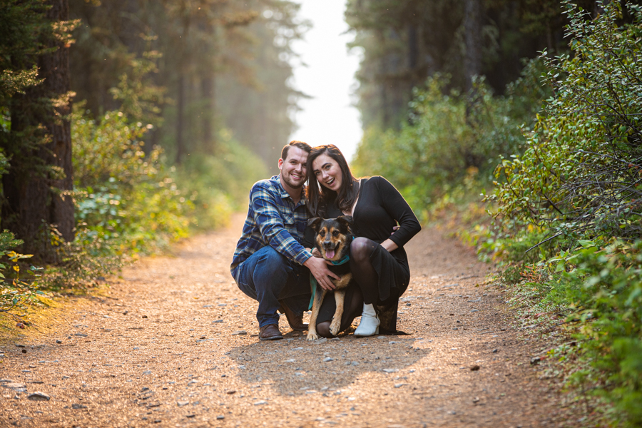 should I bring my dog to my engagement session